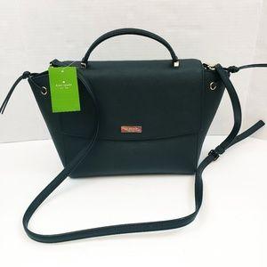 NWT Kate Spade Laurel Way Lilah black handbag